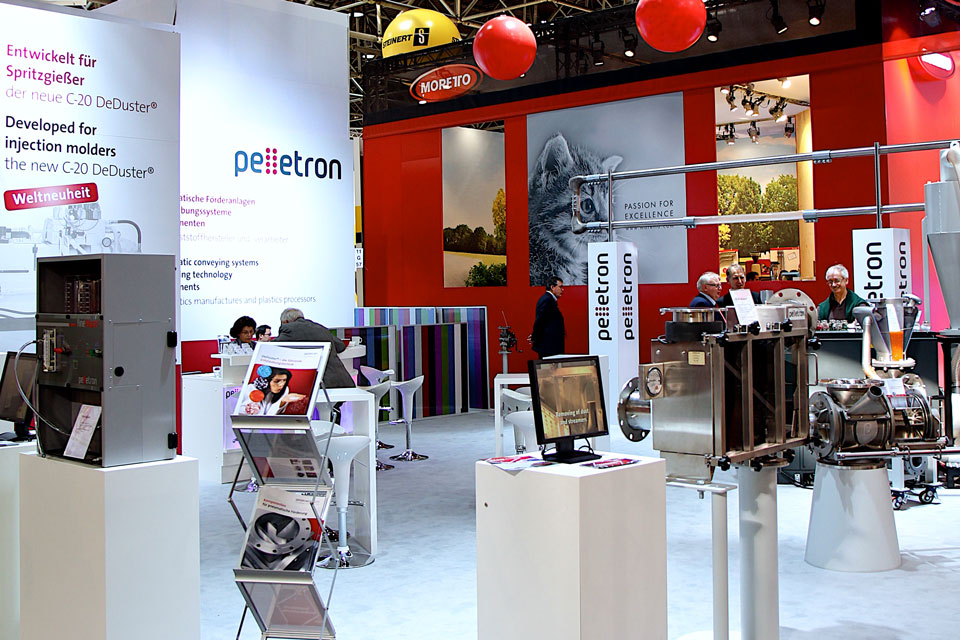 Pelletron Tradeshows