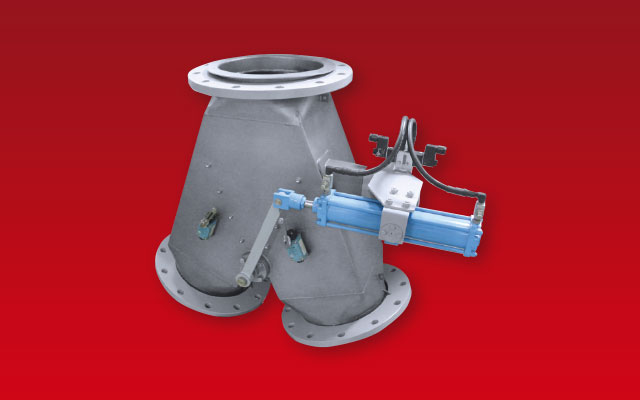 Gravity Feed Diverter Symmetric – GFD/S