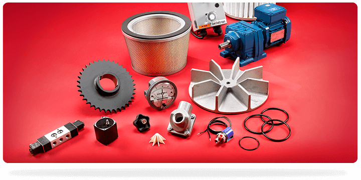 Pelletron Spare Parts Program